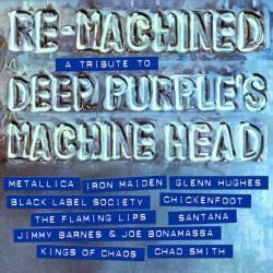 Deep Purple (Tribute) - Re-Machined - CD
