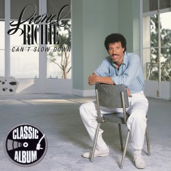 Lionel Richie - Can't Slow Down - CD Digipack
