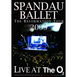 Spandau Ballet - Live At The O2 - DVD
