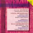 Anton Arensky / Nikolay Myaskovsky / Karel Szymannovsky - Overture A Dream On The Volta a.o. - SBM Gold CD