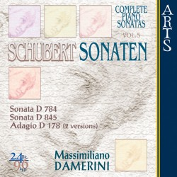 Franz Schubert - Complete Piano Sonatas Vol. 5 - CD