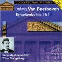 Ludwig van Beethoven - Symphonies No.1&3 - SBM Gold CD