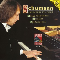 Robert Schumann - Abegg Variations / Carnaval - SBM Gold CD