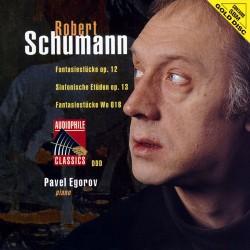 Robert Schumann - Fantasiestucke / Symphonic Studies - SBM Gold CD
