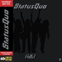 Status Quo - Hello! - Limited CD Vinyl Replica