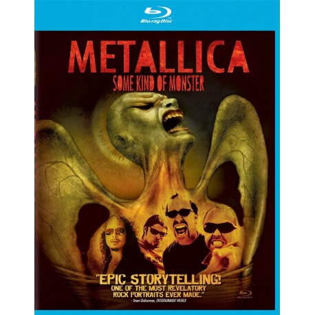 Metallica - Some Kind Of Monster - 2 Blu-ray