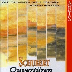 Franz Schubert - Ouverturen - CD