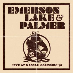 Emerson, Lake & Palmer - Live At Nassau Coliseum '78 - 2 CD