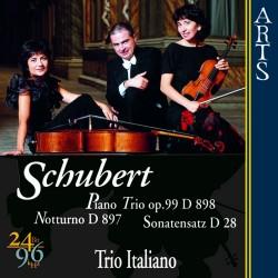Franz Schubert - Piano Trios Vol. 1 - CD