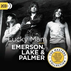 Emerson, Lake & Palmer - Lucky Man - The Masters Collection - 2 CD Digipack