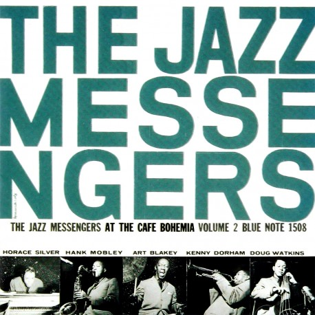 Art Blakey & The Jazz Messengers - At The Cafe Bohemia Vol.2 - CD