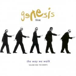 Genesis - Live - The Way We Walk Volume 1: The Shorts - CD