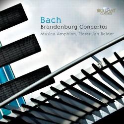 Johann Sebastian Bach - Brandenburg Concertos - 2 CD