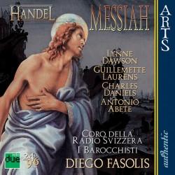 George Frideric Handel - The Messiah - 2CD