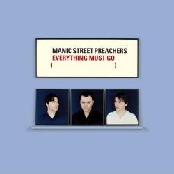 Manic Street Preachers - Everything Must Go - CD