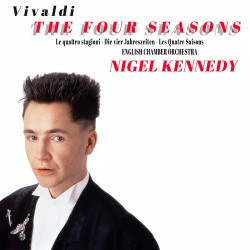 Nigel Kennedy - Four Seasons - CD