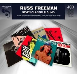 Russ Freeman - Seven Classic Albums - 4 CD Digipack