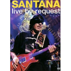Santana - Live By Request - DVD