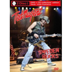 Ted Nugent - Sweden Rocks - DVD + CD