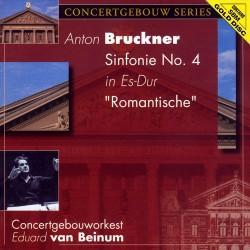 """Anton Bruckner - Sinfonie No.4 In Es-Dur """"Romantische"""" - SBM Gold CD"""