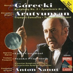 Henryk Górecki - Symphony No.3 - SBM Gold CD