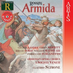 Gioachino Rossini - Armida - 2CD
