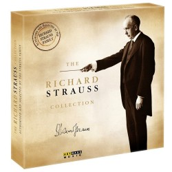 Richard Strauss - Collection -7 Operas - BOX 11 DVD