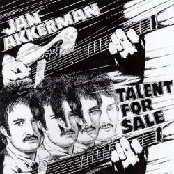 Jan Akkerman - Talent For Sale - CD