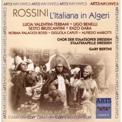 Gioachino Rossini - L'Italiana in Algeri - 2CD
