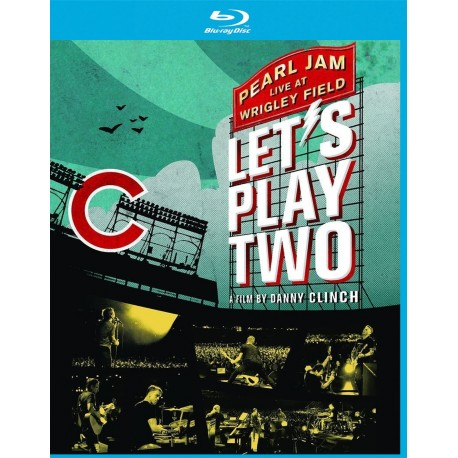Pearl Jam - Let's Play Two - Blu-ray