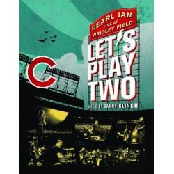 Pearl Jam - Let's Play Two - DVD + CD