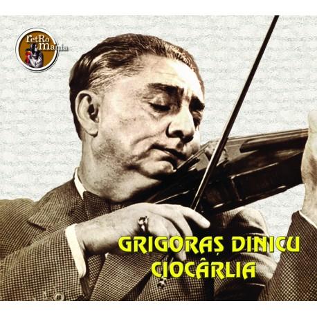 Grigoras Dinicu - Ciocarlia - CD Digipack