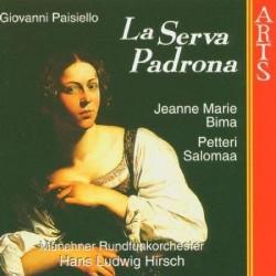Giovanni Paisiello - La Serva Padrona - CD