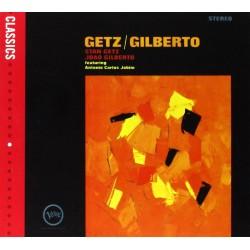 Stan Getz / Joao Gilberto - Getz / Gilberto - CD Digipack