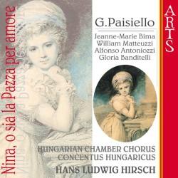 Giovanni Paisiello - Nina o sia La Pazza Per Amore - 2CD