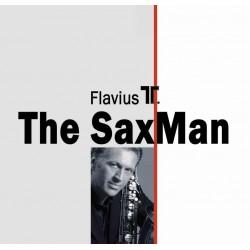 Flavius T. - The SaxMan - CD Vinyl Replica