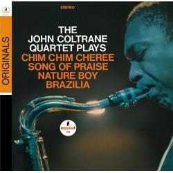 John Coltrane - John Coltrane Quartet Plays - CD Digipack