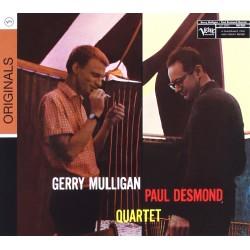 Gerry Mulligan / Paul Desmond Quartet - Blues In Time - CD Digipack