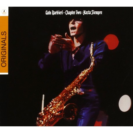 Gato Barbieri - Chapter 2: Hasta Siempre - CD Digipack