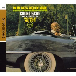 Count Basie - On My Way & Shoutin' Again! - CD Digipack
