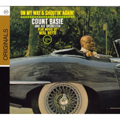 Count Basie - On My Way & Shoutin' Again! - CD Digipack