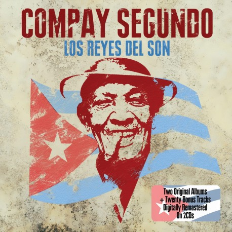 Compay Segundo - Los Reyes Del Son - 2 CD