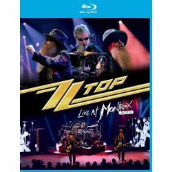ZZ Top - Live At Montreux 2013 - Bluray