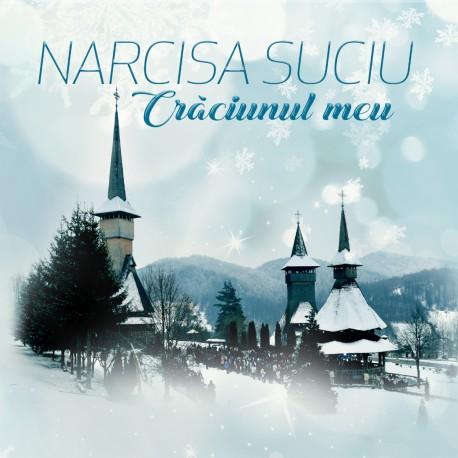 Narcisa Suciu - Craciunul meu - CD Digipack