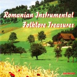 V/A - Romanian Instrumental Folklore Treasures - CD