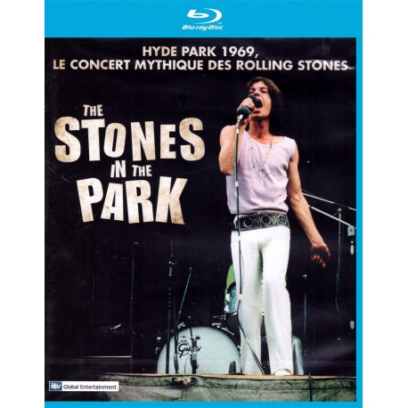 Rolling Stones - The Stones In The Park - Blu-ray