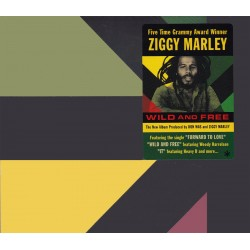 Ziggy Marley - Wild And Free - CD