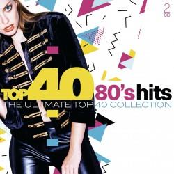 V/A - Top 40 - 80's Hits - CD Digipack