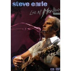 Steve Earle - Live At Montreux 2005 - DVD