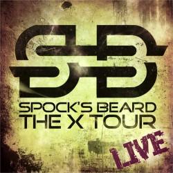 Spock's Beard - X Tour Live - 2 CD